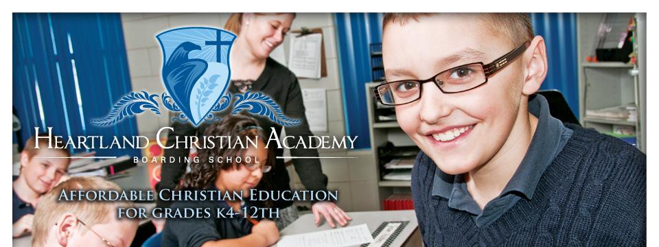 Heartland Christian Academy – Affordable Christian Education