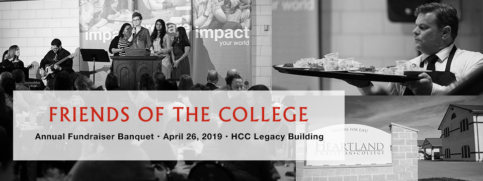 HCC Friends of the College Banquet 2019
