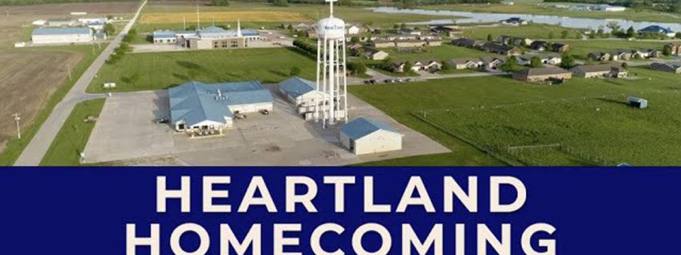 Heartland Homecoming 2021 Online Event